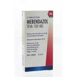 Mebendazol 100 mg