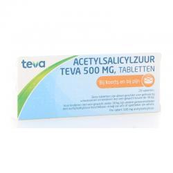 Acetylsalicylzuur 500 mg