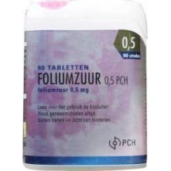 Foliumzuur 0.5 mg click