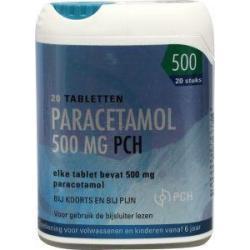 Paracetamol 500 mg click