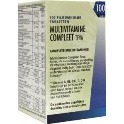 Multivitamine compleet