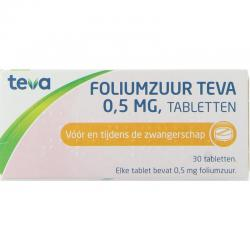 Foliumzuur 0.5