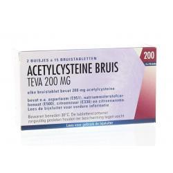 Acetylcysteine 200 mg