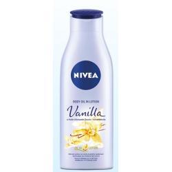 Body oil lotion vanille & amandel