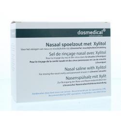 Nasaal spoelzout 6.5 g xylitol