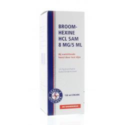 Broomhexine HCl 1.6