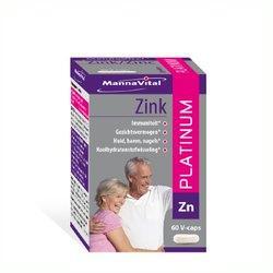 Zink platinum