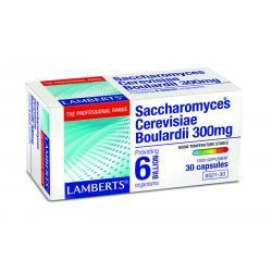 Saccharomyces boulardii 300 mg