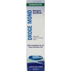 Tandpasta ultra mild voor droge mond