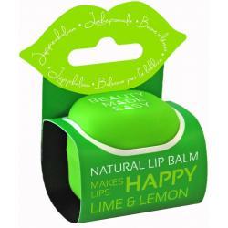 Lipbalm lime & lemon