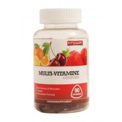 Multi vitamine gummies