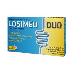 Losimed duo 2 mg / 125 mg