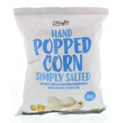 Popcorn simply salted