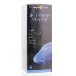 Jellyfish venom eye contour gel
