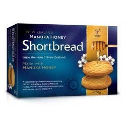 Manuka honing shortbread / zandkoek