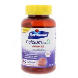 Calcium + D gummies