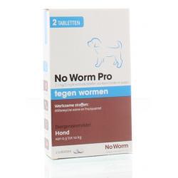 No worm pro puppy