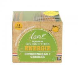 Thee energie citroen & gember
