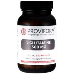 L Glutamine 500 mg