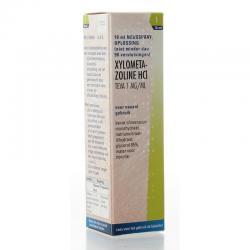 Xylometazoline 1 mg spray