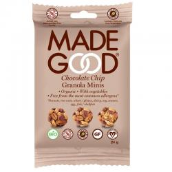 Granola minis chocolate chip