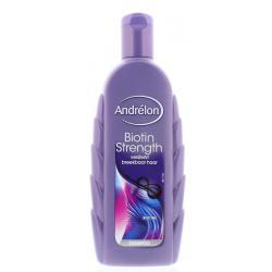 Shampoo biotin strength