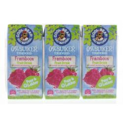 Fruitdrink framboos 200 ml