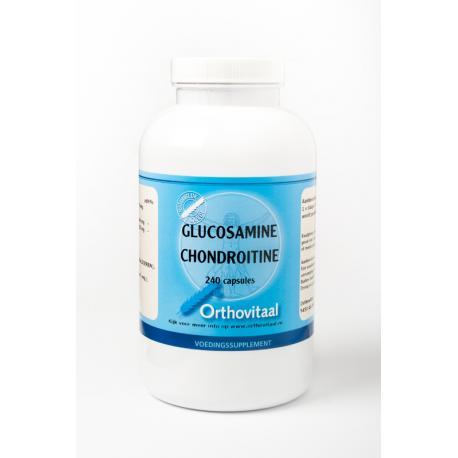 Glucosamine/chondroitine 750/250 mg