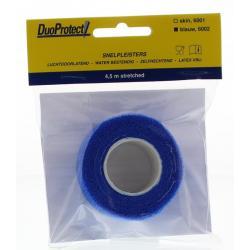 Snelpleisters blauw
