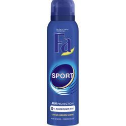 Deodorant spray sport