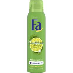 Deodorant spray caribbean lemon