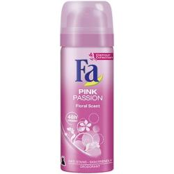 Deodorant spray mini pink passion