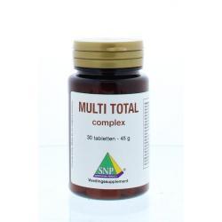 Multi total complex