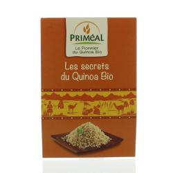 Primeal folder Quinoa bio Franstalig