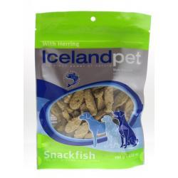 Dog treat herring