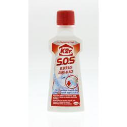 SOS Vlek bloed/ijs
