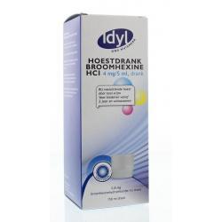 Hoestdrank broomhexidine 4 mg
