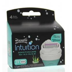 Intuition naturals sensitive care mesjes