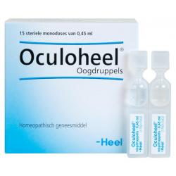Oculoheel oogdruppels flacons