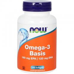 Omega-3 Basis 180 mg EPA 120 mg DHA