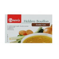 Heldere bouillon gistvrij tabletten