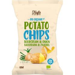 Chips sour cream & onion