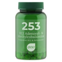 253 Dibencozide & methylcobalamine