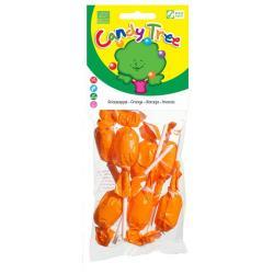 Sinaasappel lollies