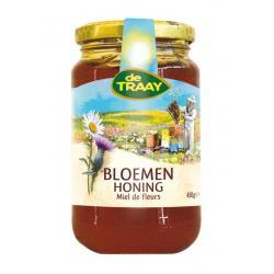 Bloemen honing vloeibaar