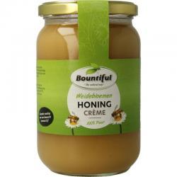 Weidebloemen honing creme