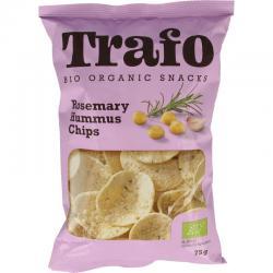 Hummus chips rosemary